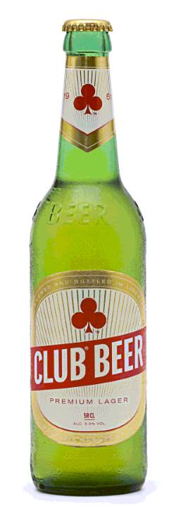 CLUB Lager Beer Medium