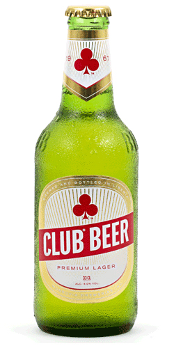 CLUB Lager Beer Small
